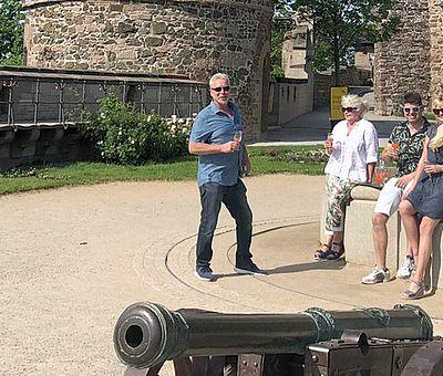 Private Tour mit Frank Schröter