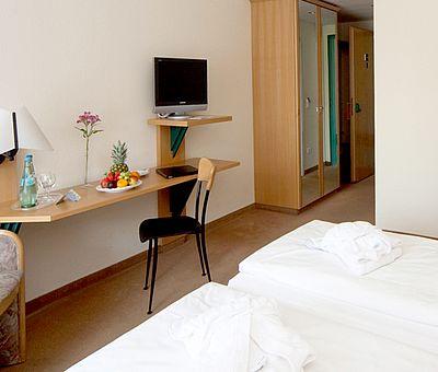 Zimmer im HKK-Hotel Wernigerode