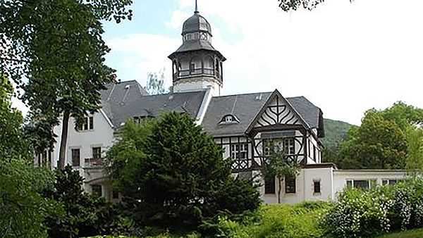 Rektoratsvilla der Hochschule Harz in Wernigerode