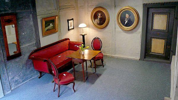 Galerie 1530 Innenansicht
