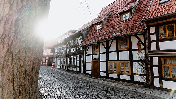 Älteste Haus im Heideviertel Wernigerode