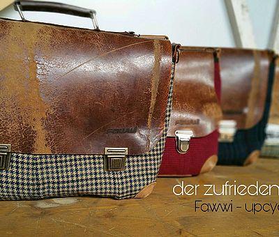 Kunsthandwerk Taschenherstellung