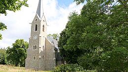 Die Bergkirche in Schierke