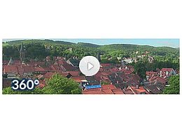 Webcam Panoramaaufnahme Wernigerode