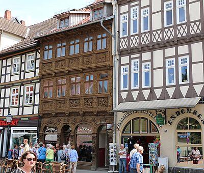 Krummelsche Haus in Wernigerode