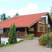 Aussenansicht der Tourist-Information in Schierke