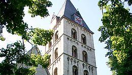 Turm der Christuskirche in Wernigerode