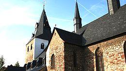 Der Turm der Johanniskirche in Wernigerode