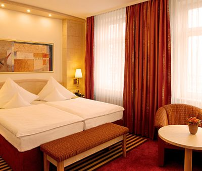 Doppelzimmer in einem Hotel in Wernigerode