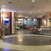 Gesamtinnenansicht der Tourist-Information Wernigerode