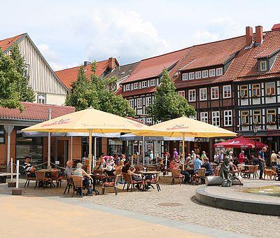 Nicolaiplatz Wernigerode